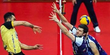لیگ برتر والیبال| جنگ ستارهها در یزد/ کار سخت اردکانیها و آملیها