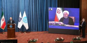آغاز رسمی سال تحصیلی دانشگاهها با حضور مجازی روحانی
