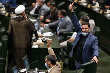 رای گیری طرح دو فوریتی اصلاح قیمت خرید تضمینی گندم در جلسه علنی مجلس شورای اسلامی