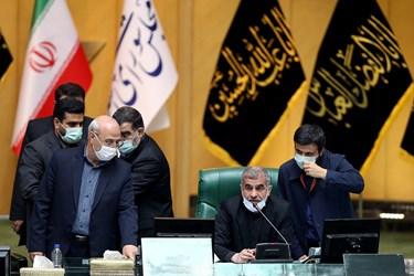 جایگاه هیات رئیسه مجلس شورای اسلامی