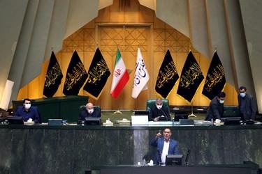 نطق حسین حاتمی نماینده مردم کلیبر، هوراند و خداآفرین در جلسه علنی مجلس شورای اسلامی
