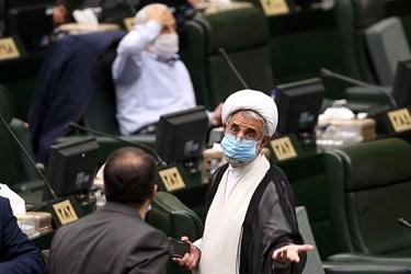 حجت الاسلام ذوالنور نماینده مردم قم در جلسه علنی مجلس شورای اسلامی