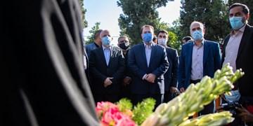 سفر رئیس سازمان بنیاد شهید به شیراز