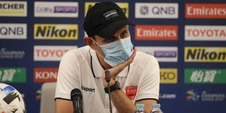 گل محمدی: دیدار با التعاون مهم بود و باید پیروز میشدیم/هدیه ارزشمندی به هواداران دادیم