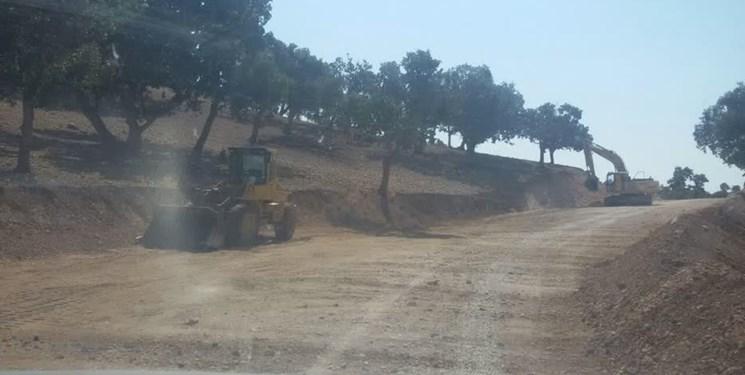 راه سخت روستاییان دیشموک/مسوولان فکری به حال این 9 کیلومتر جاده کنند+تصویر