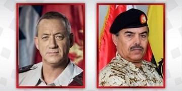 گفتوگوی تلفنی وزیر جنگ رژیم صهیونیستی با وزیر امور دفاع بحرین
