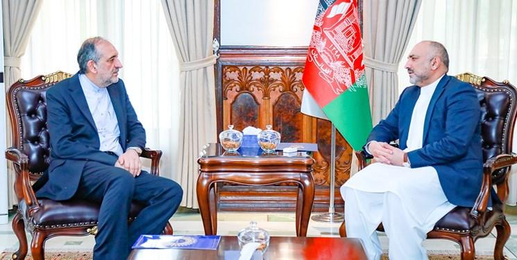 قدردانی افغانستان از همکاری ایران در روند توزیع شناسنامههای الکترونیکی اتباع
