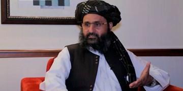 سفر هیأت سیاسی طالبان به ریاست ملا عبدالغنی برادر به تهران