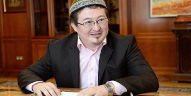 نتیجه تصویری برای ملکاف، معاون مفتی کشور قرقیزستان