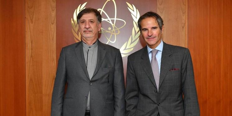 دیدار بهاروند با مدیرکل آژانس/ نگرانی ایران از فعالیتهای غیرشفاف هستهای عربستان