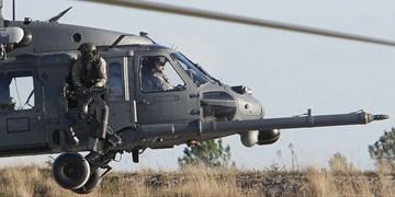 ائتلاف آمریکایی: بالگرد ما در شمال سوریه فرود اضطراری داشت
