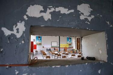 هنرستان پسرانه شهید سروندی در منطقه ۱۲ تهران