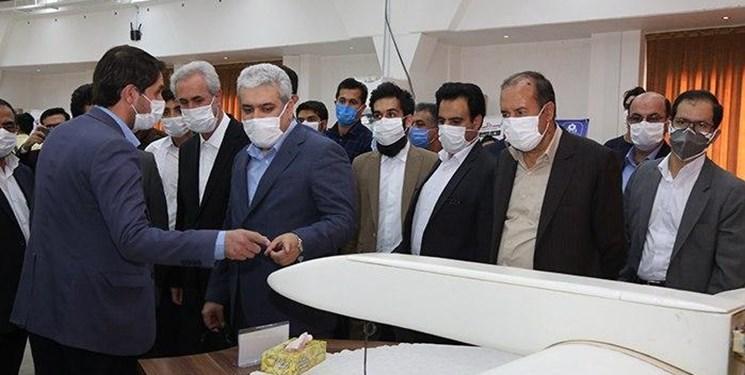 رونمایی از 15 محصول فناورانه دانشگاه تبریز با حضور معاون علمی رئیسجمهور
