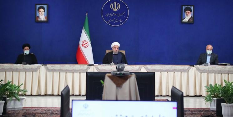 روحانی: 8 سال دفاع مقدس باید برای دانشآموزان و دانشجویان به خوبی تبیین شود