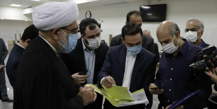 بازدید حجت الاسلام مروی از معاونت املاک و اراضی آستان قدس رضوی