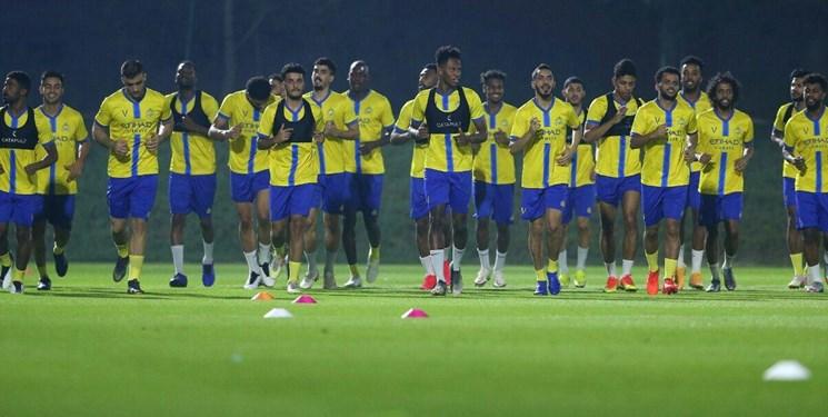 لیگ قهرمانان آسیا|اعلام ترکیب اصلی النصر عربستان مقابل سپاهان