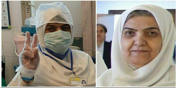 هشتمین مدافع سلامت استان کرمانشاه به کاروان شهدا پیوست