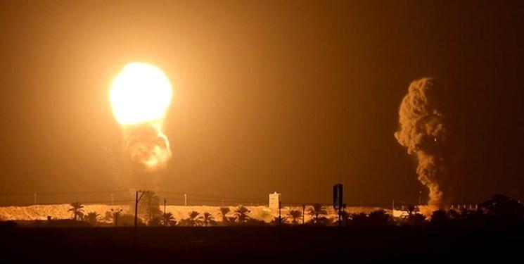 ارتش صهیونیستی: ۱۵  راکت به شهرکهای اسرائیلی شلیک شد؛ حماس مسئول است