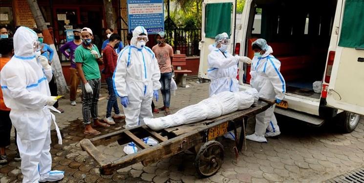 کرونا   شمار مبتلایان در هند از مرز ۵ میلیون نفر عبور کرد