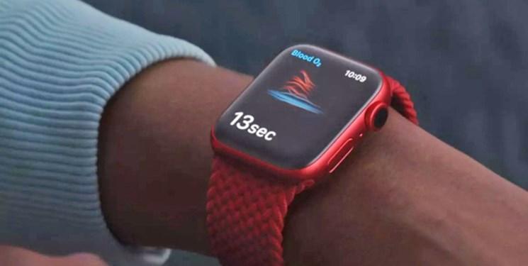 کنترل سطح اکسیژن با ساعت های جدید اپل