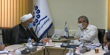 ظرفیتهای قانونی کمیسیون اصل نود در پژوهشکده شورای نگهبان بررسی شد