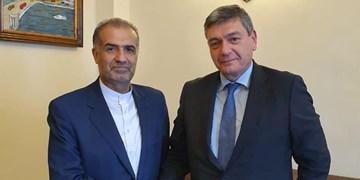 تأکید ایران و روسیه بر لزوم همکاری بیشتر برای مقابله با اقدامات مخرب آمریکا در آسیای مرکزی و قفقاز