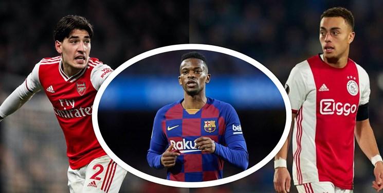 گزینههای بارسلونا برای خرید مدافع راست چه کسانی هستند؟