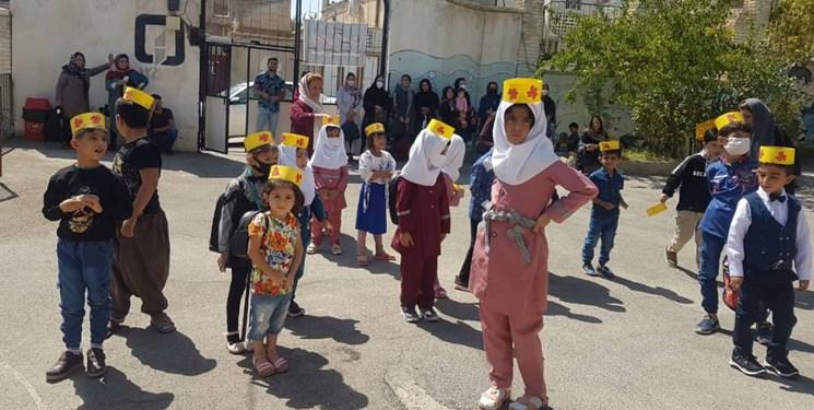 دومین پیش دبستانی مستقل نوآموزان با نیازهای ویژه کردستان افتتاح شد
