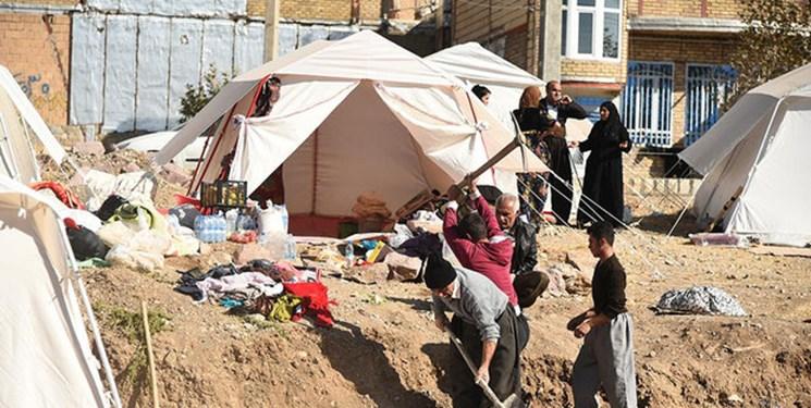 تداوم کمکهای مومنانه| احداث سرپناههای امن با عزم جهادی