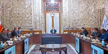 نشست مجمع نمایندگان مازندران با حضور قالیباف برگزار شد