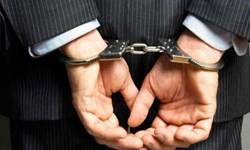 بازرس سازمان «صمت» دستگیر شد