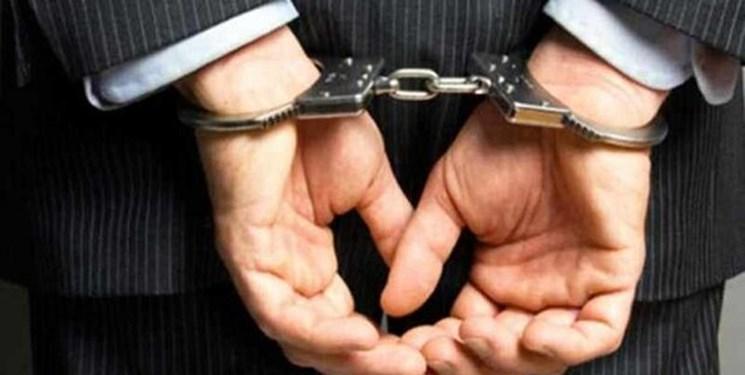 کیومرث نیازآذری دستگیر شد