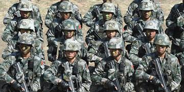 هند: چین 10 هزار نیرو در منطقه مرزی مستقر کرده است