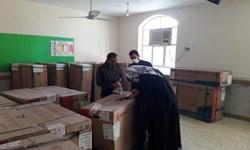 تجهیز مساجد شعیبیه خوزستان توسط بنیاد برکت