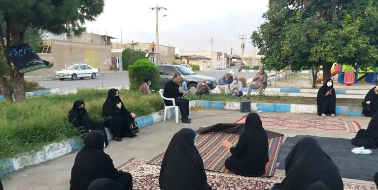 پاتک جوانان گچسارانی به تهاجم فرهنگی دشمن/ اجرای طرح هر محله یک روضه در دوگنبدان