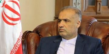 دیدارهای جداگانه کاظم جلالی با معاونان وزیر خارجه روسیه