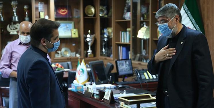 احمدی: حمایت فدراسیون باعث موفقیت اطلاع رسانی در تکواندو شده