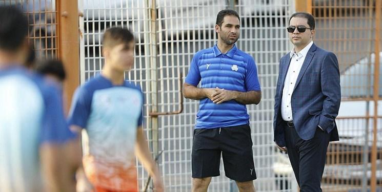 آغاز تمرینات تیم فوتبال سایپا برای حضور در لیگ بیستم