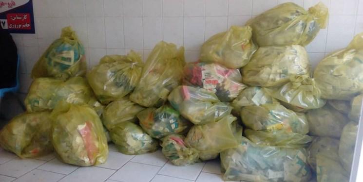 ابعاد جدید در بحران زباله ایذه/انباشت دو هفته ای زبالهها در مطبها و مراکز درمانی خصوصی