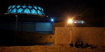 گزارش تصویری/ بازدید شبانه رییس شورای شهر مشهد از کارتن خوابها