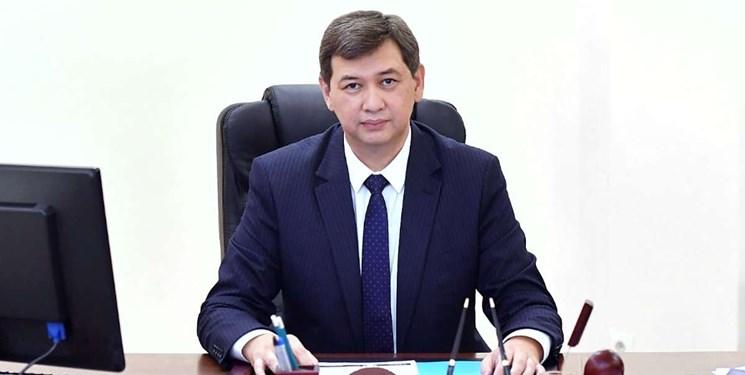 انتصاب پزشک ارشد دولتی قزاقستان