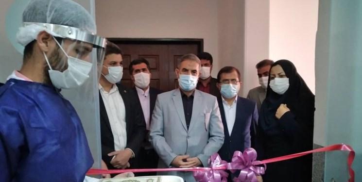 کارگاه تولید ماسک سه لایه پزشکی پارک علم و فناوری کهگیلویه و بویراحمد راهاندازی شد