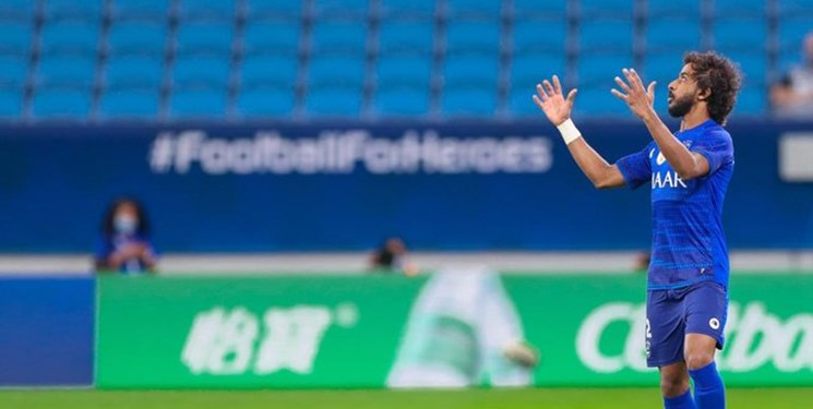 تایید رسمی باشگاه الهلال؛ یاسر الشهرانی کرونا گرفت
