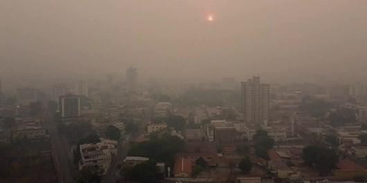 تداوم آلودگی هوا در تهران/ جولان ذرات معلق در پایتخت