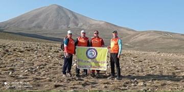 صعود کارگران آذربایجانشرقی به قله کمال