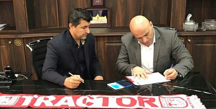منصوریان:تراکتور جزو 3 قطب فوتبال ایران است/قول میدهمبا جانودل برای این تیم تلاش کنم