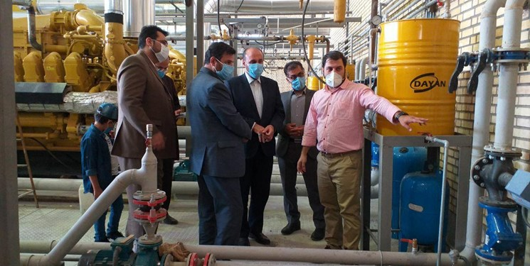 نیروگاه برق پیشوا هفته آینده راهاندازی میشود