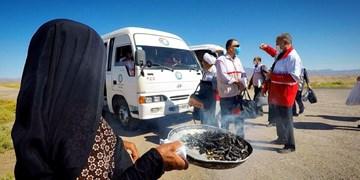 «موج همدلی» به سبک کاروان «نذر آب ۳»    از ویزیت رایگان ۴۵۰ بیمار تا آبرسانی به روستاهای محروم