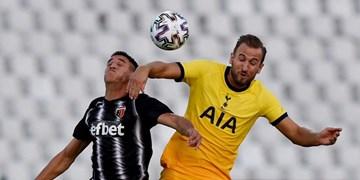 پلیآف لیگ اروپا | پیروزی تاتنهام مقابل نماینده بلغارستان
