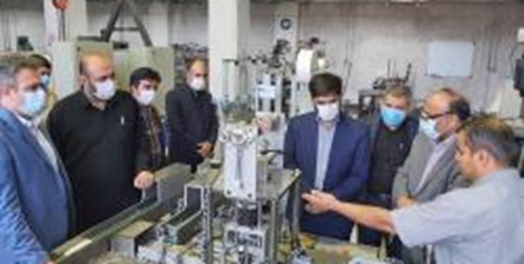 تولید روزانه 16 میلیون ماسک در کشور/شناسایی 577 کارگاه نیمهصنعتی صنفی تولیدکننده ماسک بهداشتی